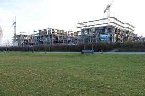 """Bürohaus """"Neue Ufer""""   Bildrechte: nickneuwald"""