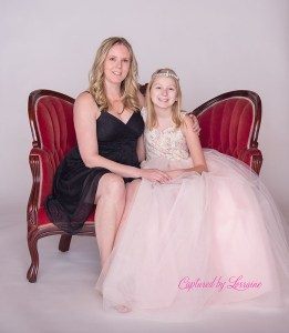Mommy and Me Photos styled