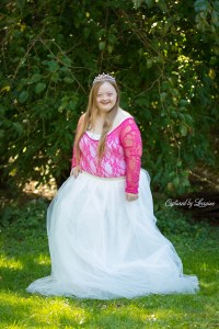 down syndrome Princess Photos Illinois