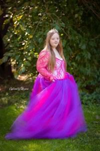 down syndrome Princess Photos Illinois (5)