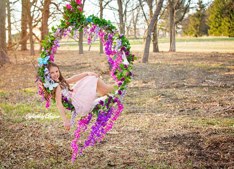4-Flower-Swing-Photo-session