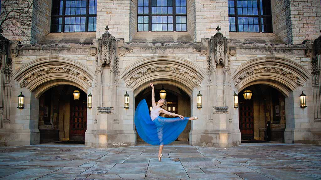 Dance Portraits-Chicago Illinois