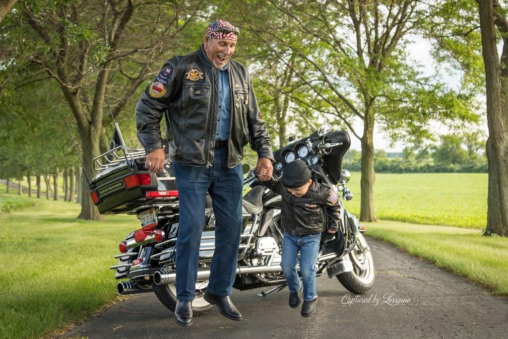Harley Photos HUntley Illinois