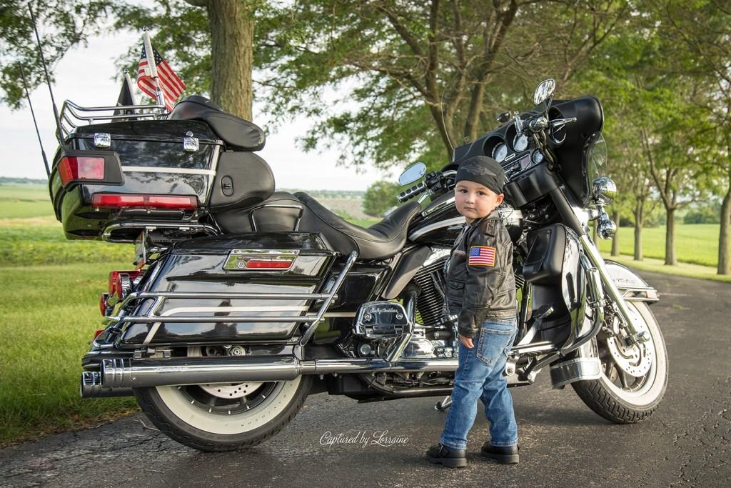 Harley Photos Hampshire Illinois