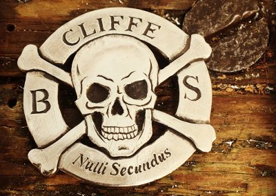 Cliffe Bonfire Society Badge