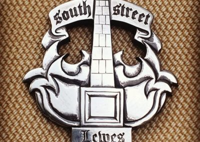 South Street Bonfire Society Badge