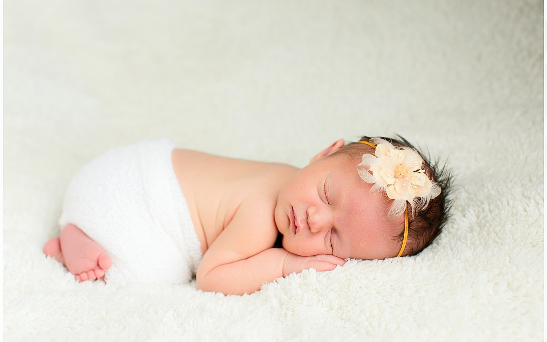 Newborn Photos | Baby Piper!