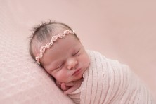 baby all in pink