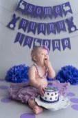 loves her cake