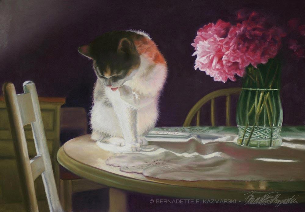 Feline Artwork