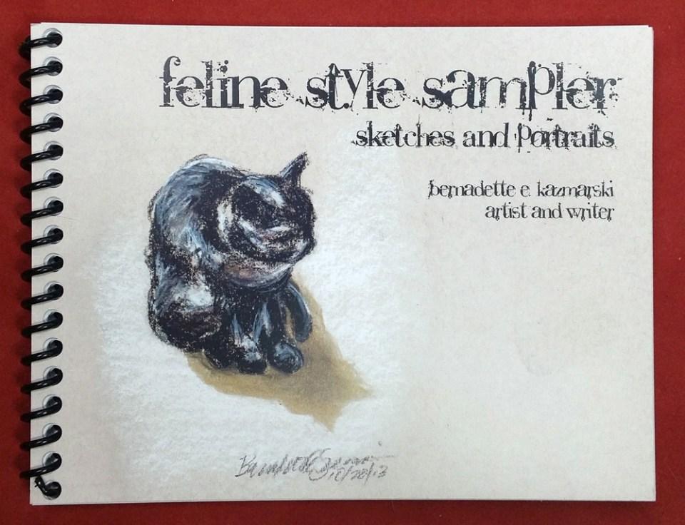 Feline Style Sampler