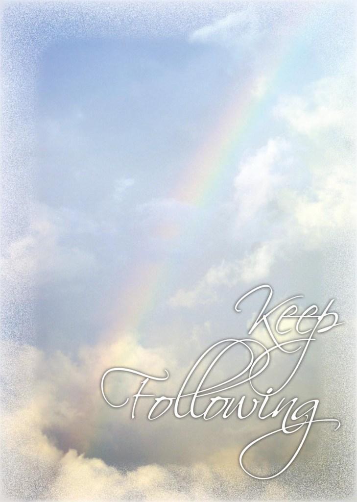 Following Rainbow