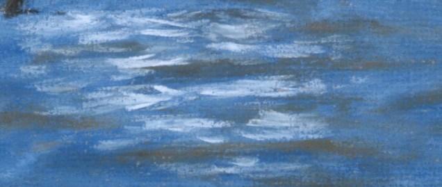 Detail of water