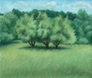 AppleTrees-painting