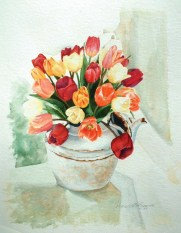 Tea for Tulips