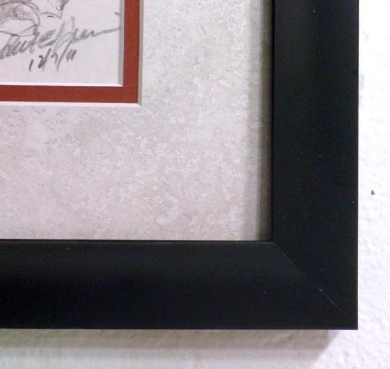 """""""Dinnertime"""" frame sample."""