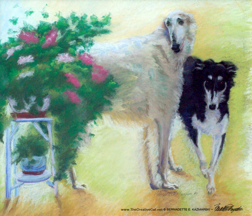 Canine Artwork