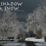 2017: Sun Shadow Ice & Snow, Seasons on the Panhandle Trail
