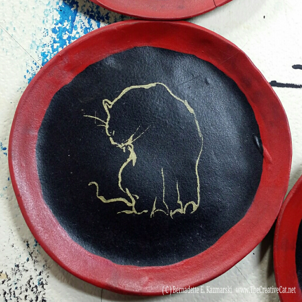 Bath Trinket Dish - Portraits of Animals