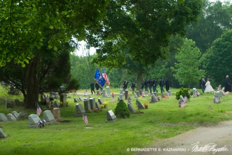 Memorial-procession