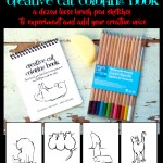 The Creative Cat Coloring Book