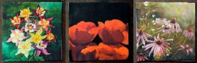 Summer Flowers Tiles