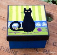 Lucy the Most Exceptional Kitten Keepsake Box