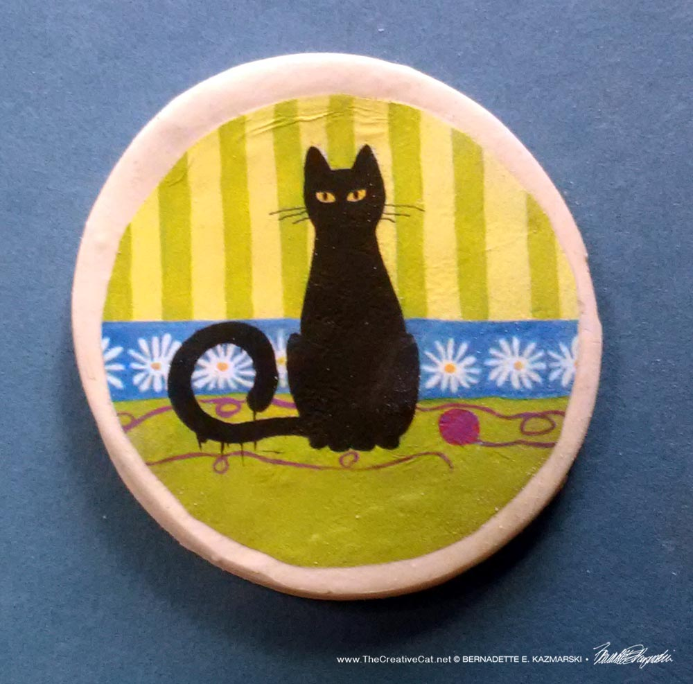 """Lucy Most Exceptional 2"""" Round Magnet"""
