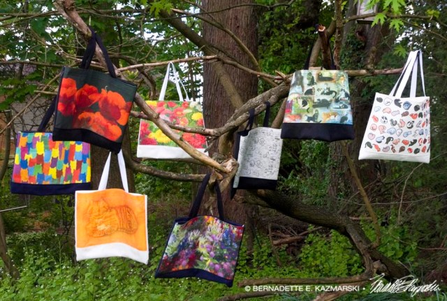New tote bag designs and styles