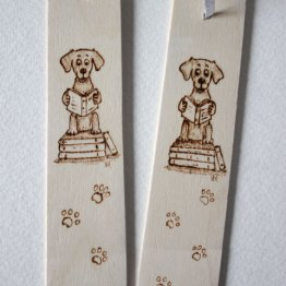 Labrador Bookmark