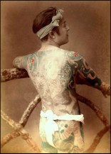 06 THE OLD JAPANESE TATTOO -- Art and Artifice in the Camera -1