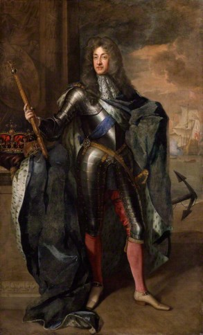 King James II by Sir Godfrey Kneller, 1684 Purchased in 1882 by the National Portrait Gallery