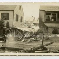 WWII Bellerose, Long Island B-18 Bomber Crash in Neighborhood Backyard