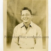 "WWII Photo Grouping - Men of the 31st Signal Company, 31st ""Dixie"" Division Portrait Photos"