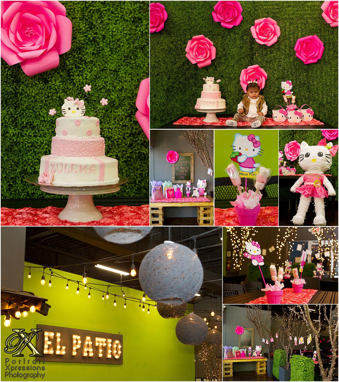 Birthday party at El Patio in El Paso Texas