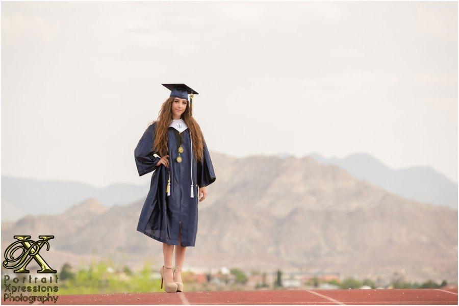 Coronado High School graduate