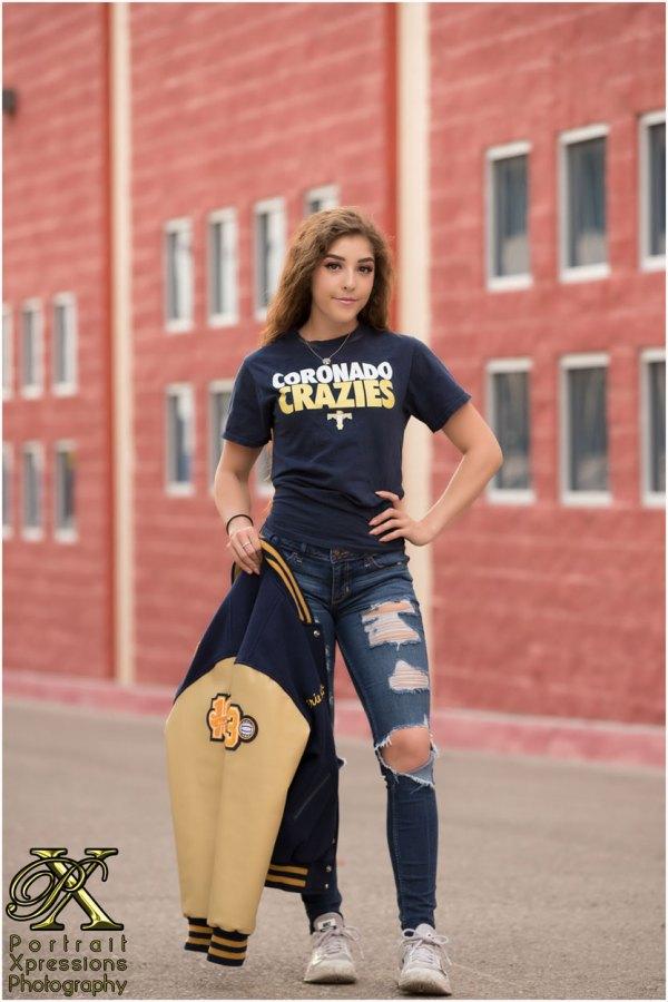 Coronado senior in El Paso