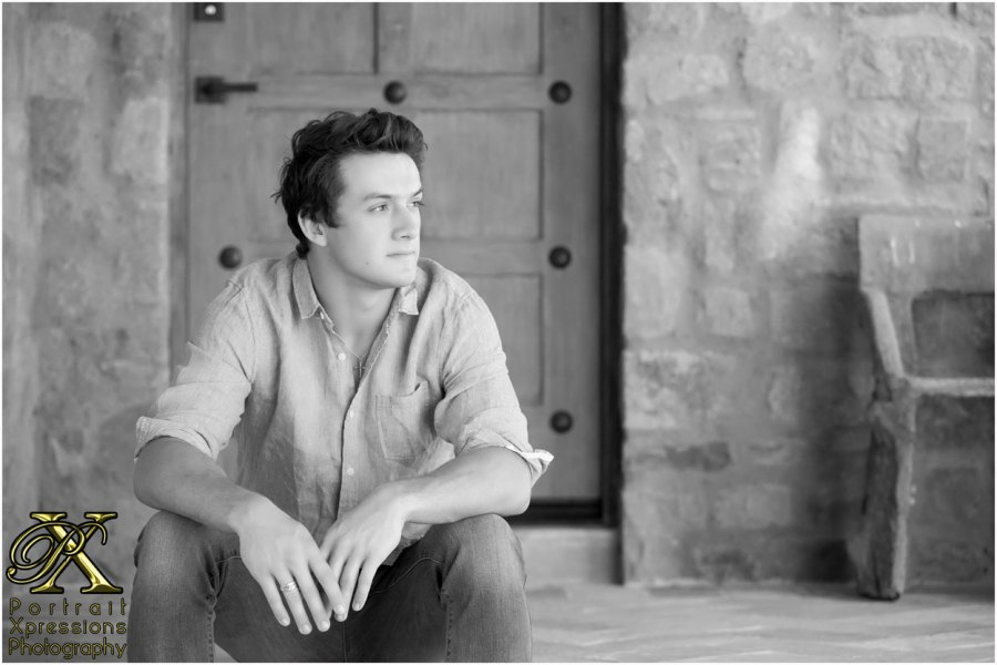 Garrett high school senior