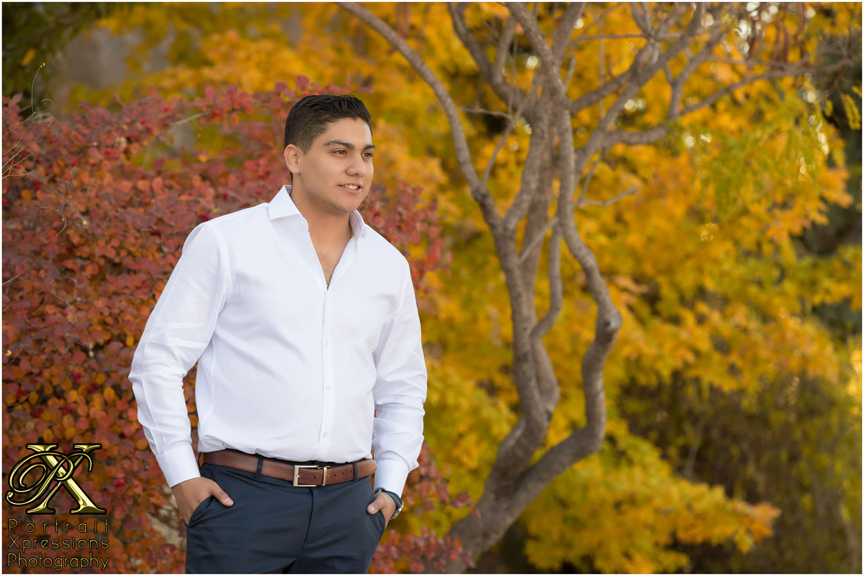 UTEP senior photography