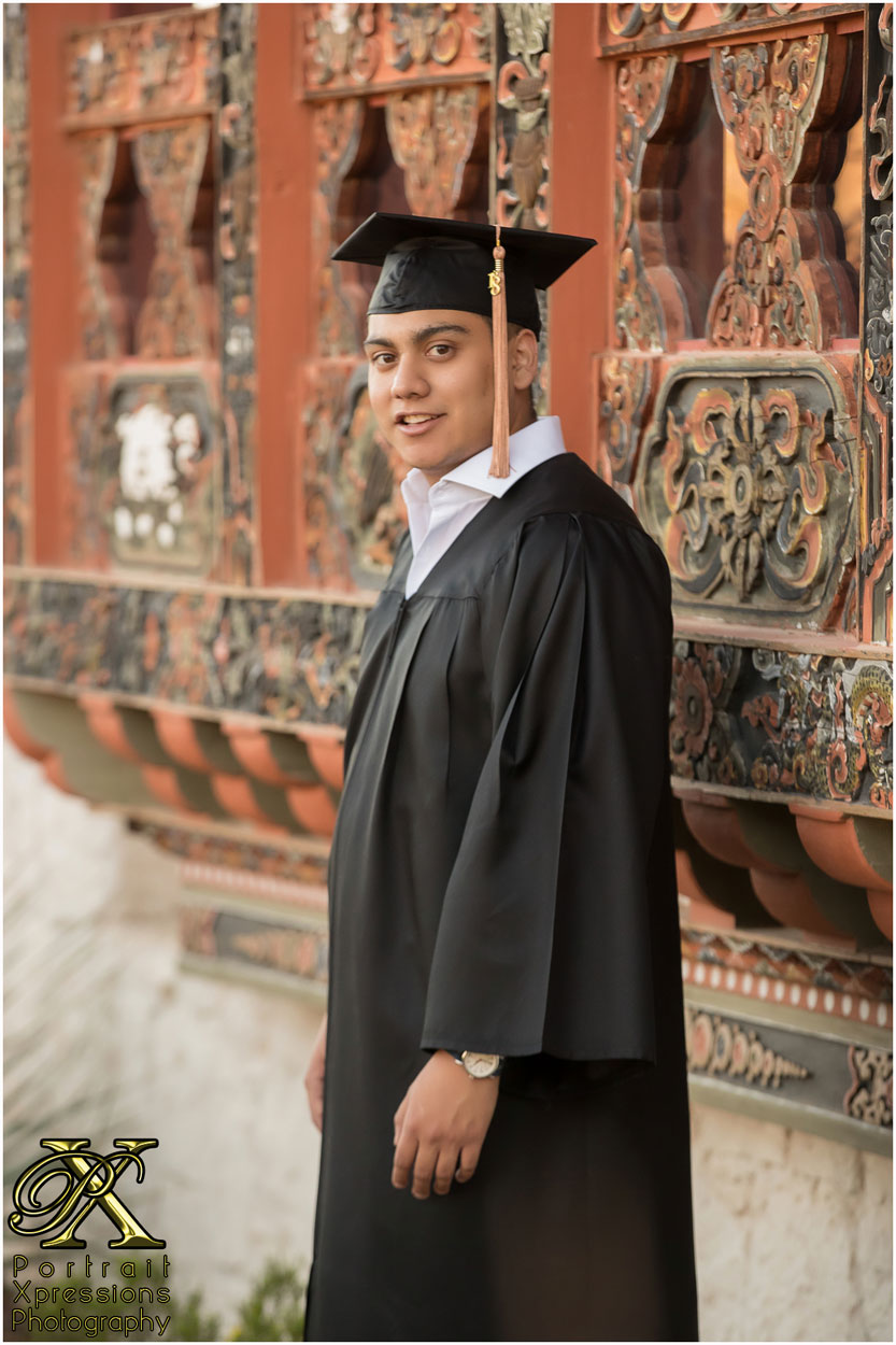 UTEP senior graduation photography