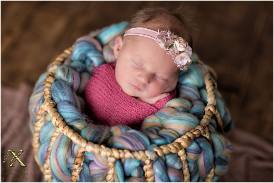 Newborn baby session