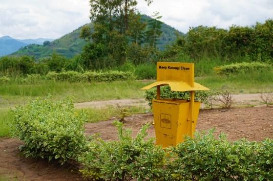Keep Karongi clean