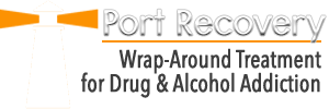 Port Recovery: Wrap-around treatment for Drug and Alcoho addiction logo
