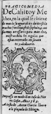 1569: Pierres Cosin, Madrid, 1569. Source: CelestinaVisual.org (http://celestinavisual.org/items/show/1333).
