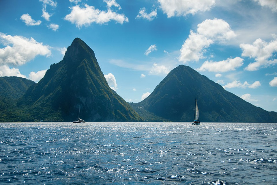 Things Do St Lucia Caribbean