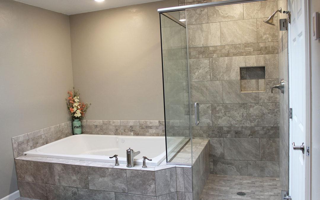 Bathroom remodel - Master Bathroom Remodel - Custom Tile ... on Master Bathroom Remodel Ideas  id=76361