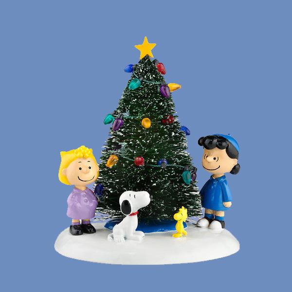 Dept 56 O Christmas Tree