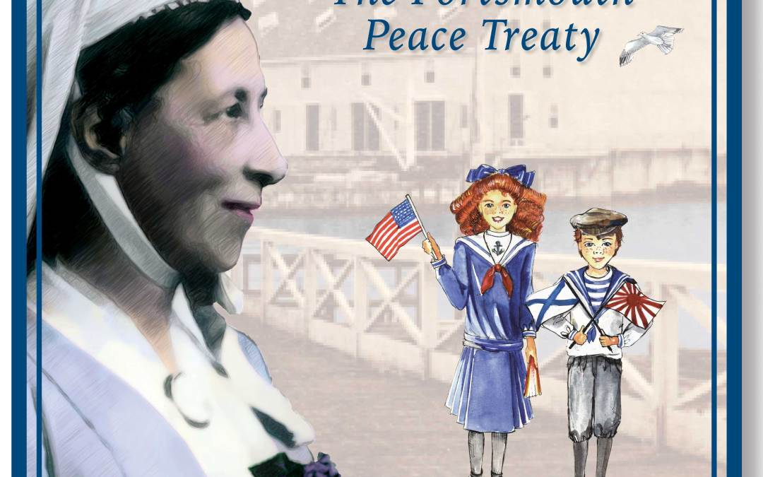Unseen Witness: Sarah Farmer & The Portsmouth Peace Treaty–Book Signing!