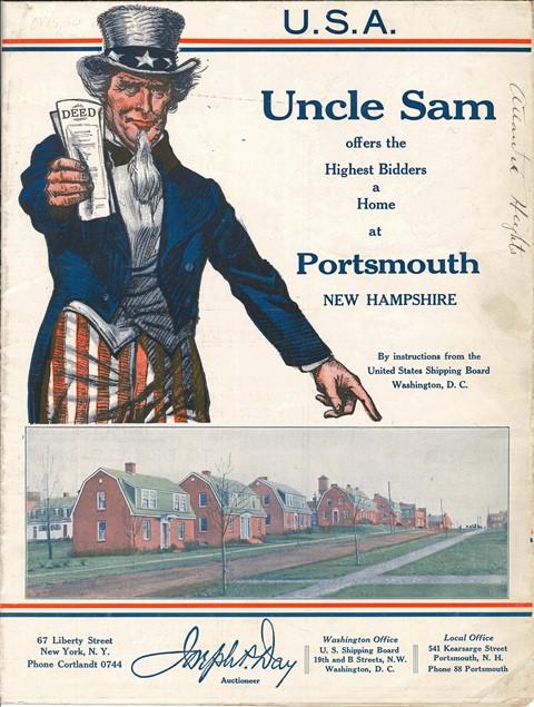 Atlantic Heights, Portsmouth's 1918 'War Village'