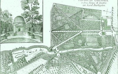 """Blooming in the Randall Gallery: """"The Georgian Garden in Print and in Portsmouth"""""""